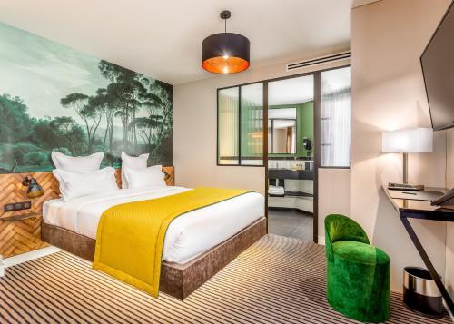 Hotel Bridget - Hôtel - Paris