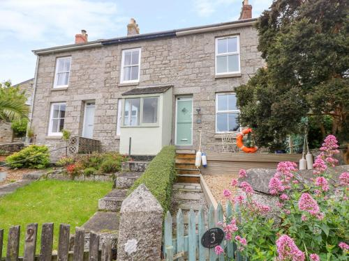 3 Trungle Cottages, Mousehole, Cornwall