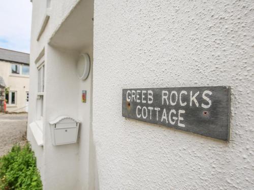 Greeb Rocks Cottage, Marazion, Marazion, Cornwall