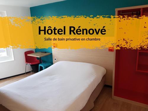 . hotelF1 Longwy