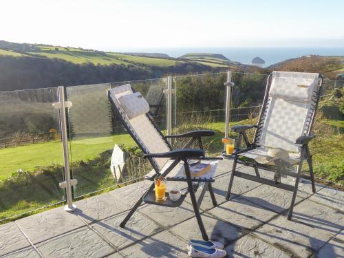 Suncrest, Tintagel, Cornwall