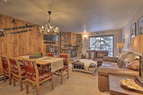 Cozy Ski Condo with Hot Tubs, 3 Mi to WP Resort! - Apartment - Winter Park