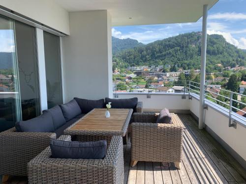 Luxus Penthouse Bregenz Feldmoos - Apartment - Bregenz