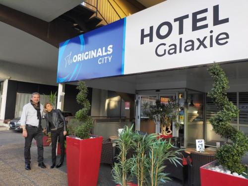 The Originals City, Hôtel Galaxie, Nice Aéroport