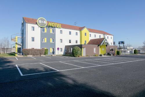 BandB Hotel Poitiers 1 Futuroscope