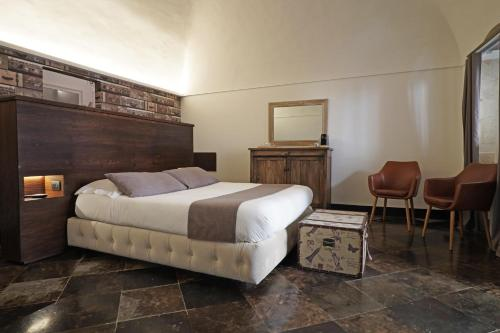 Double Room with Extra Bed and Terrace