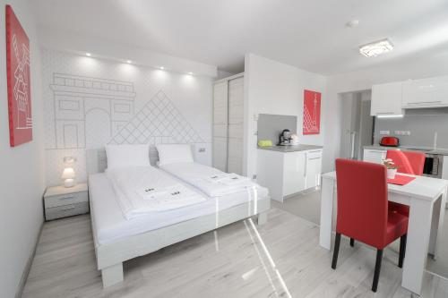 HR Apartmanház in Eger