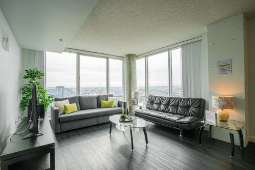 . Heaven On Baltimore Downtown Fully Furnished Apartments