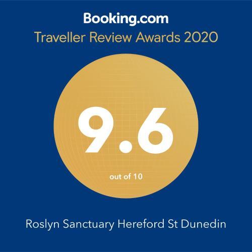 Roslyn Sanctuary Hereford St Dunedin - Apartment