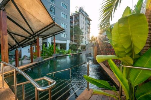 1 Bedroom Apartment 1.5 KM to nimman Luxury & Private 1 Bedroom Apartment 1.5 KM to nimman Luxury & Private