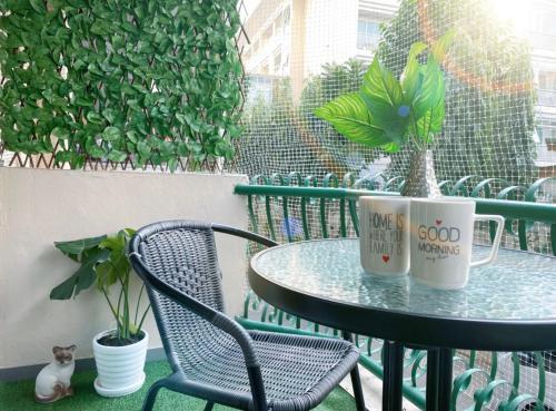 Relaxing Green Studio, Heart of Nimman, Maya Relaxing Green Studio, Heart of Nimman, Maya