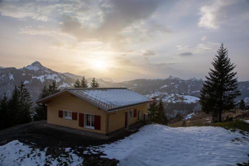 Bergchalet Ziithuesli - Chalet - Unteriberg