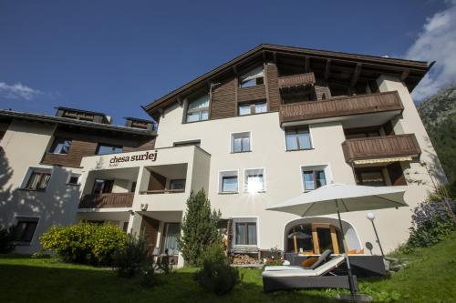 Hotel Chesa Surlej - Silvaplana