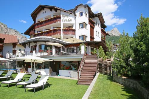 Hotel Condor Wolkenstein-Selva Gardena