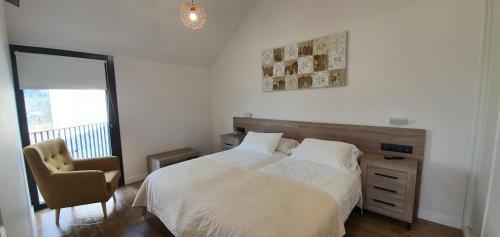 Deluxe Apartment - single occupancy Miradores do Sil Hotel Apartamento 2