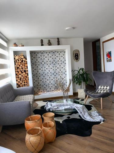 . New Apartment Down Town Bogotá
