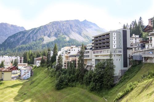 Hotel Cristallo Arosa