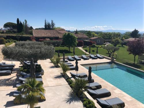 Accommodation in Forcalquier