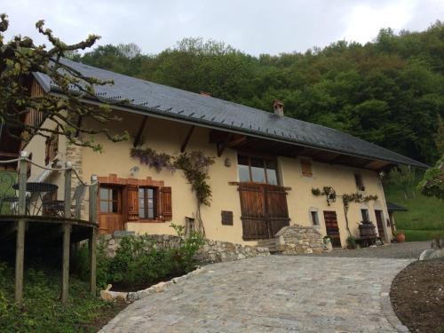 Savoielac - La ferme de mon père - Accommodation - Épagny