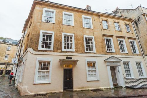 Central Bath Townhouse 'Founders House'