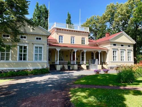 Villilän Kartano Ja Kulttuurikeskus
