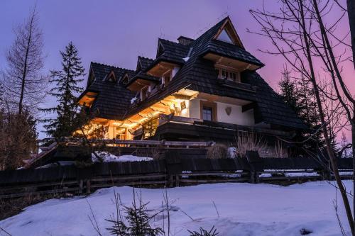 Dom Wysoki - Accommodation - Bukowina Tatrzanska