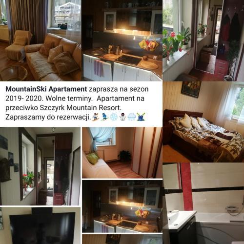 Szczyrk MountainSki Apartament - Apartment - Szczyrk