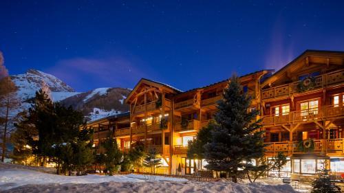 Hotel Chalet Mounier - Les Deux Alpes