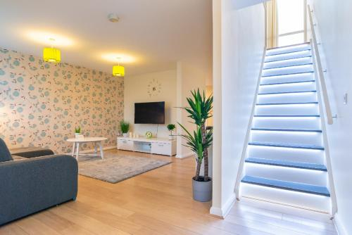 Beautiful 3 Bedroom House In Iconic Manchester
