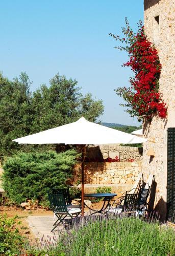 Suite Junior con terraza Casal Santa Eulalia 3