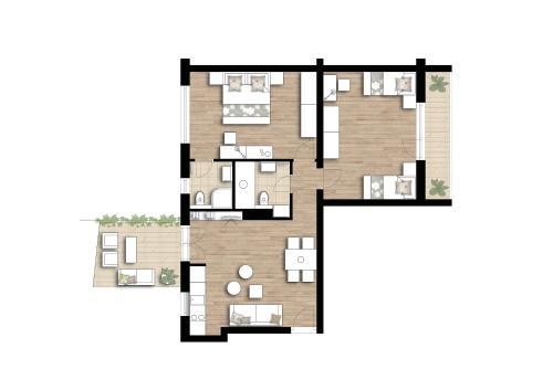 Apartment Akvarel - image 3