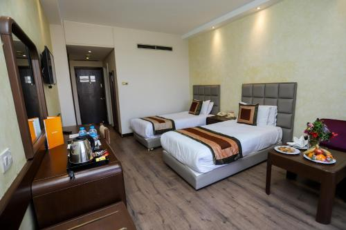 Pyramisa Isis Island Aswan Resort & Spa salas fotos
