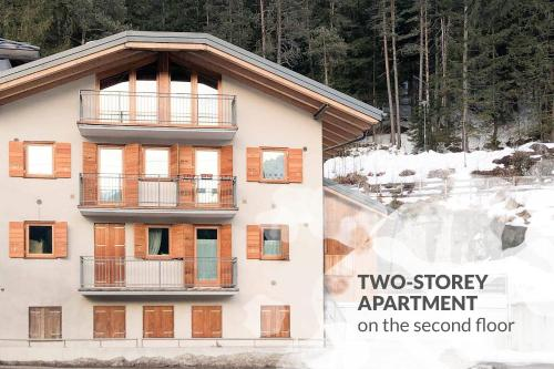 Homely Cortina Ready Experience - Apartment - San Vito di Cadore