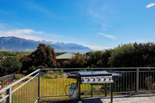 Mountain Vitas - Relax & Enjoy in Kaikoura