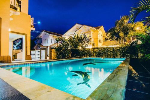 Pool Villa 3 Bed Jomtien Summertime Villa B Pool Villa 3 Bed Jomtien Summertime Villa B