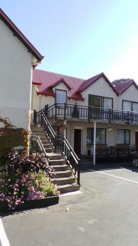 Accommodation in Dunedin
