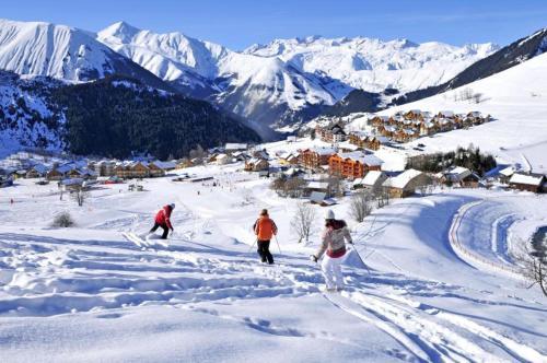 Vos vacances au ski à Albiez Montrond - Apartment
