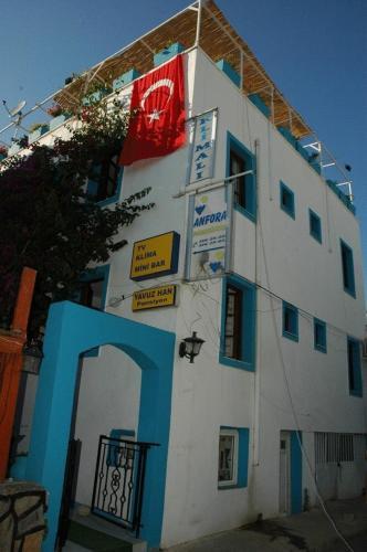 Bodrum City Anfora Pension rezervasyon