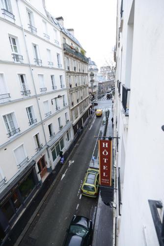 Hotel du Mont Louis - Hôtel - Paris