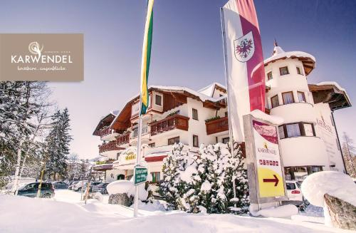 Alpenhotel Karwendel -Adults only- - Hotel - Leutasch