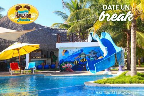 Hotel Hawaian Paradise, Chiquimulilla