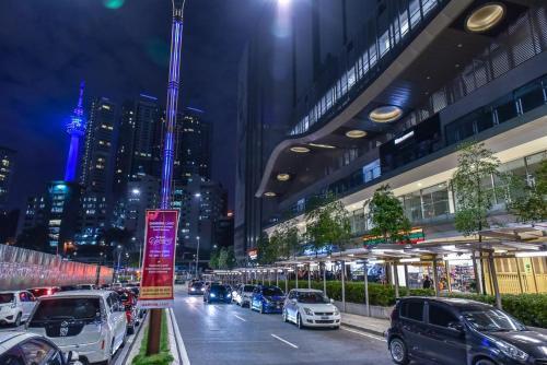 2BR Apartment at Heart of KL City@Robertson, Kuala Lumpur