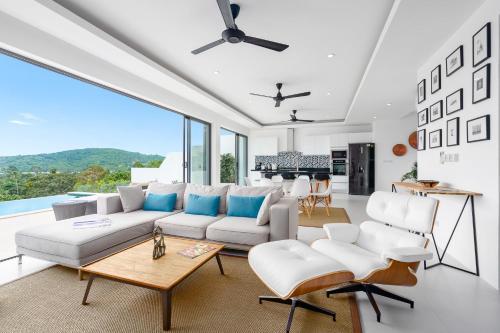 Lib Villa-Luxury Seaview Infinity Pool 3 bedroom villa Lib Villa-Luxury Seaview Infinity Pool 3 bedroom villa