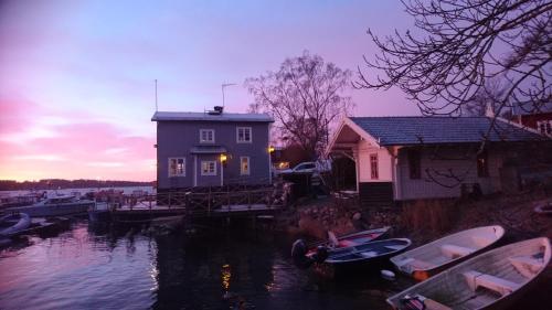 Accommodation in Dalarö