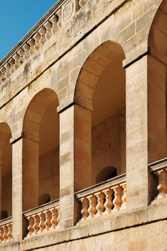 Cosy apartment in Historic Fort Chambray, Gozo
