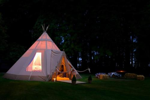 Camping - Hidden Valley | Camping & Caravaning | Wicklow