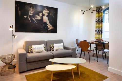 . Appartement de la Gaîté