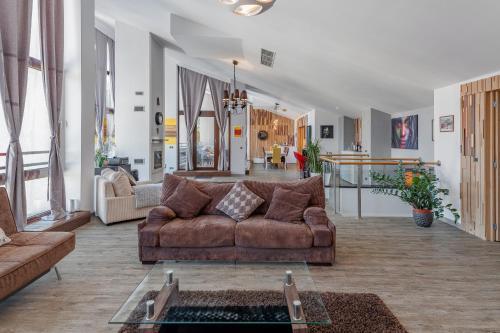 A50 Cape Town Penthouse - Silver Mountain - Apartment - Poiana Brasov