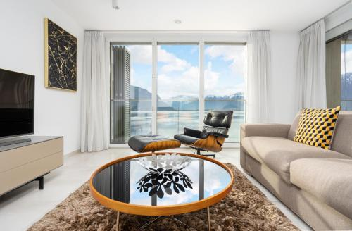Montreux Lake View Apartments and Spa - Swiss Hotel Apartments - Montreux
