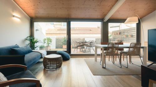 APG Carrer Nou Atic - Apartment - Girona